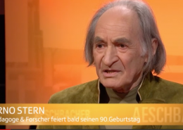 Arno Stern Interview SRF