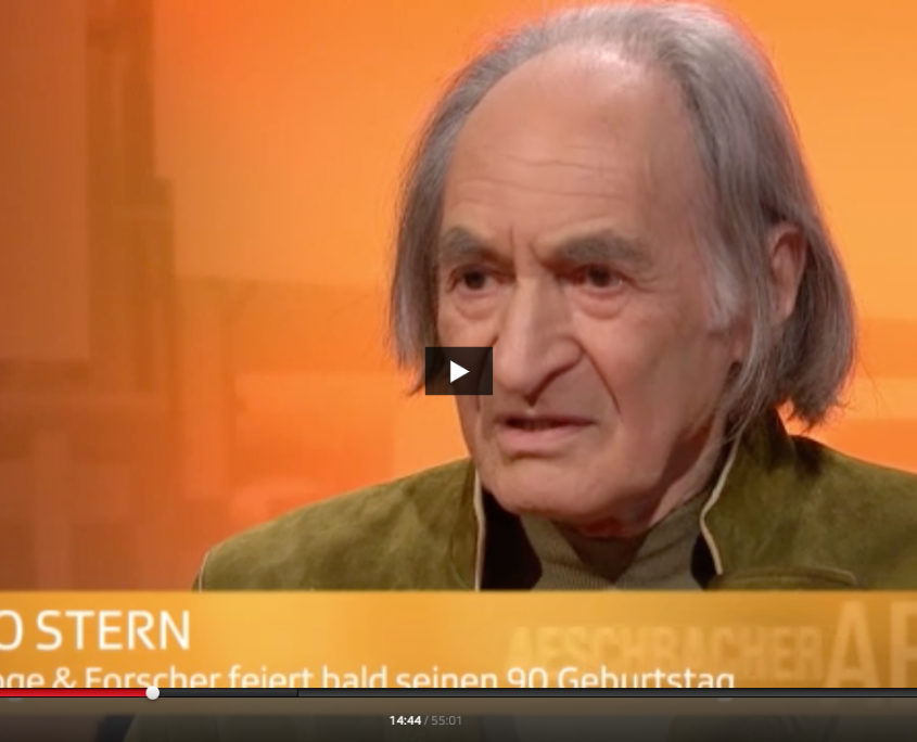Arno Stern Interview SRF movie