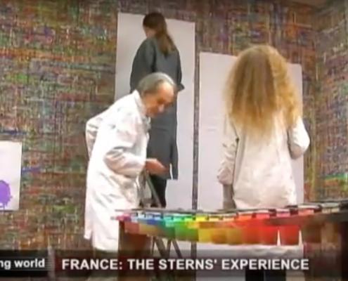 Euronews Arno Stern Closlieu