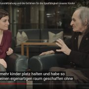 Arno Stern und MiniMe Interview