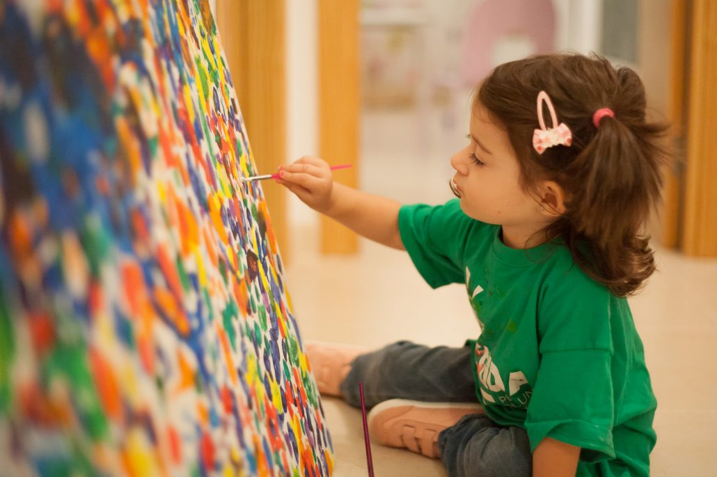 Everything that you don't know about children's drawing - Pa